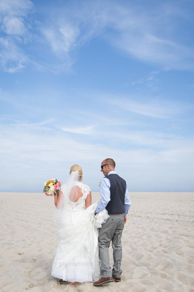 beach wedding south jersey