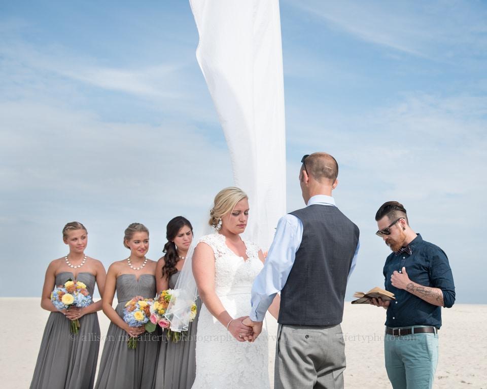 beach weddings nj