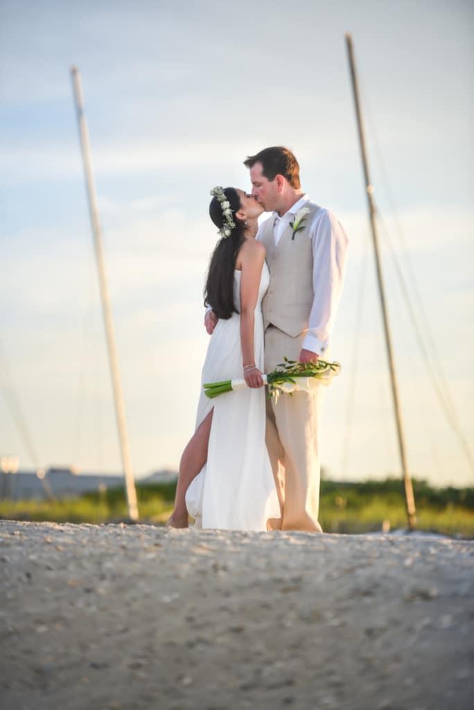 wedding photographer ocean city
