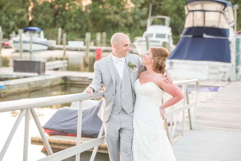 yacht club wedding nj