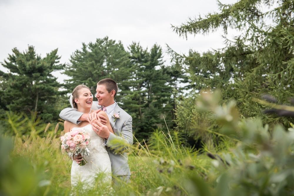 deerfield country club wedding photographer